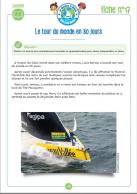 L'arrivée de Louis Burton au Vendée Globe