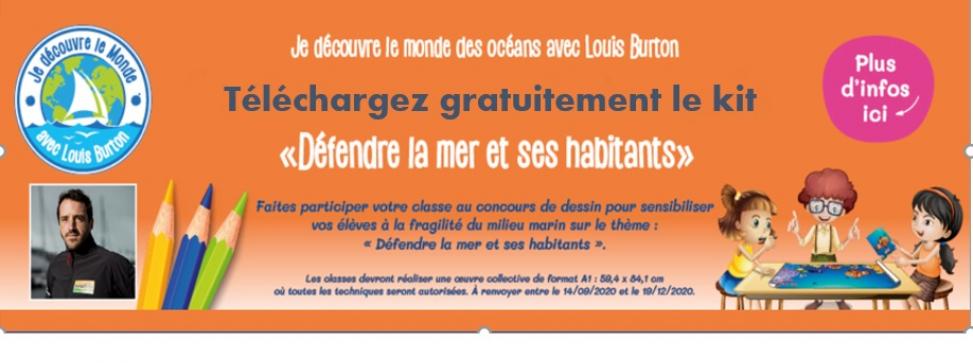 kit Louis Burton concours